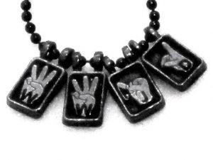 What Would Jesus Do ASL Bracelets