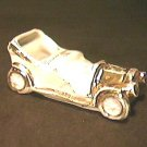 Porcelain AUTOMOBILE SOUVENIR Germany - SHIPS for $3.25