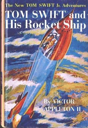 Book TOM SWIFT & His ROCKET SHIP 1954 Ship $2.95