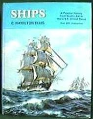 """""""Ships A Pictorial History"""" by Ellis ©1974 First Edition"""