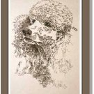 Poodle Limited Edition Signed Lithographed Print