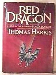 Book, Red Dragon by Thomas Harris ©1981