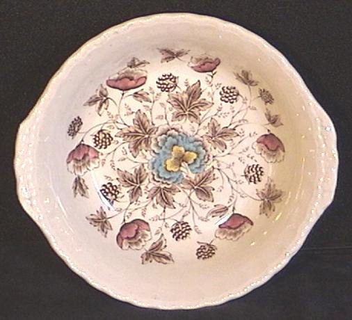 Grindley Old Chelsea Vegetable Bowl - Staffordshire, England