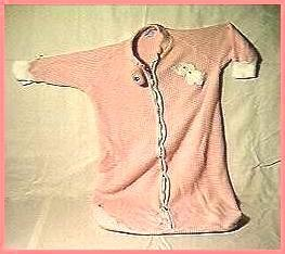 Carters Infant's Vintage Bunting Sack Sleeper Bag
