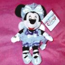Disney SUGARPLUM MINNIE Bean Bag MWMT 1998
