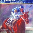 136th Belmont Program - Smarty Jones Cover - 2004 Winner Birdstone