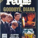 People Magazine Princess Diana Goodbye 1997 Mother Teresa