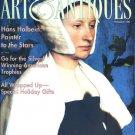 Art & Antiques Magazine Dec. 1997 - Antique Autos, Budapest, Spanish Folk Art