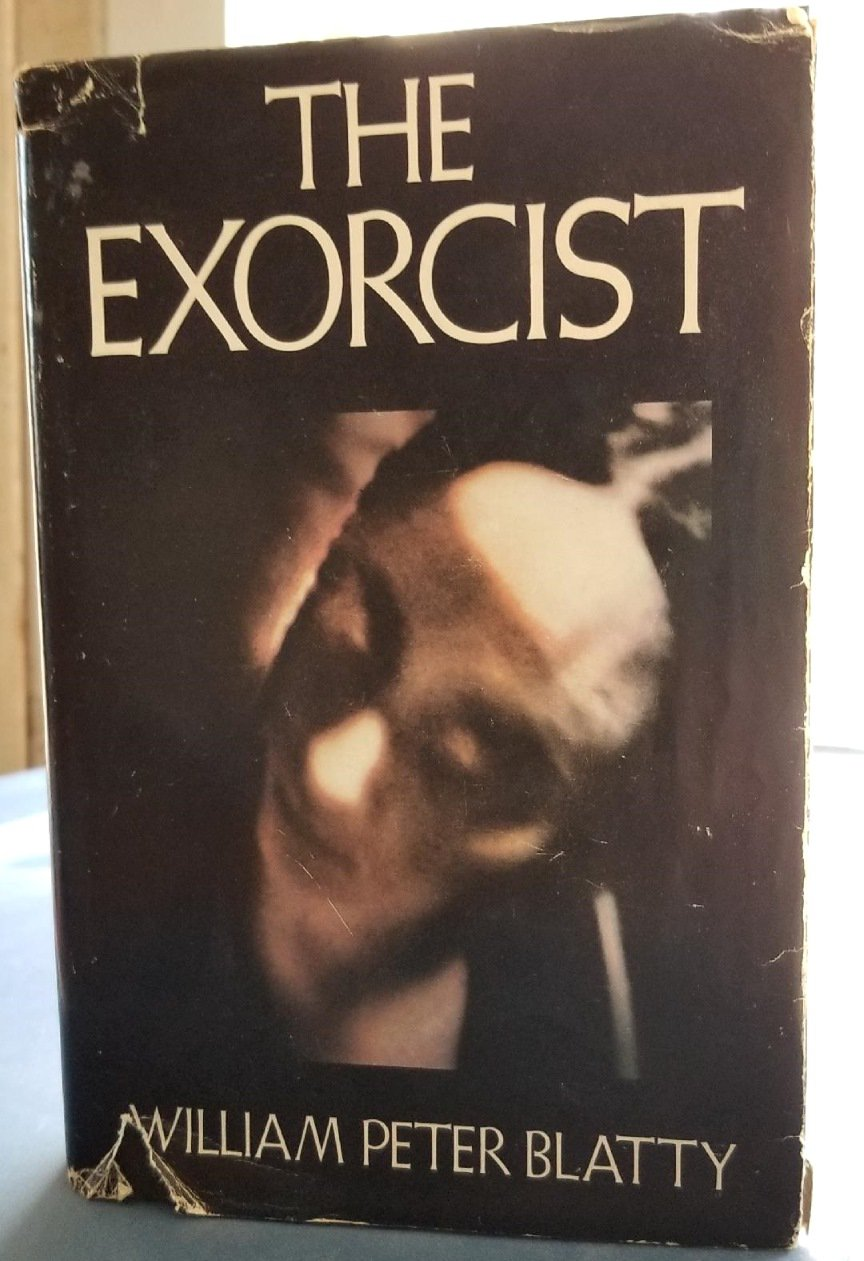 The Exorcist by William P. Blatty Book Club Ed 1971 with Dust Jacket