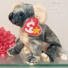 TY Eucalyptus the Koala Beanie Baby Retired New MWMT