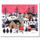 Limited Edition Lithograph Pennsylvania Dutch Treats by Jane Wooster-Scott