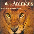Big Book of Animals Wildlife Book Le Grand Livre des Animaux - French Text Illus. Oversized 1965