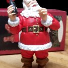 Santa Hallmark Ornament Coca-Cola Santa Welcome Guest 1996 New with Box