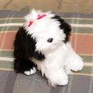 TY Poofie the Dog Beanie Baby MWMT 2001
