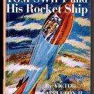 Book Tom Swift & His Rocket Ship 1954