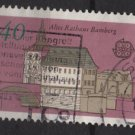 Germany 1978 - Scott 1270 used - 40pf, Bamberg (7-2)