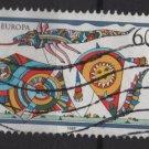 Germany 1989 - Scott 1573 - 60 pf, EUROPA issue, Kites (7-28)