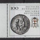 Germany 1990 - Scott 1595 MNH -  100pf, Teutonic Order (7-56)