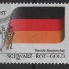 Germany 1990 - Scott 1603 MNH -  100pf,  German Student's Fraternity  (7-64)