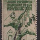 Mexico 1941 - Scott 767 used - 10c, Javelin Thrower  (8-258)