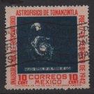 Mexico 1942 - Scott 776 used - 10c, Observatory at tonanzintla (R-61)