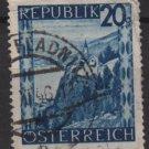 Austria 1945/46 -  Scott   464 used -   20g, Scenic View,  Lake Constance (8-445)