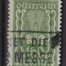 Austria 1922/24  - Scott  271 used- 160k, Symbols of  Agriculture  (8-650)