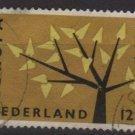Netherlands 1962 - Scott 394 used - Europa Issue  (9-711)