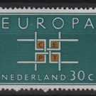 Netherlands 1963 - Scott 417 MH-  30c., Europa  (9-725)