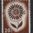 Netherlands 1964 - Scott 429 used – 20c,  Europa issue (9-748)