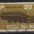 Netherlands 1967 - Scott 443 used - 20c, Delft University (9-760)