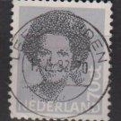 Netherlands 1981/86  - Scott 621 used - 70c,  Queen Beatrix  (9-845)