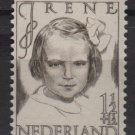 Netherlands semi-postal 1946 - Scott B164 MH - 1.1/2c + 1.1/2c, Princess Irene  (10-12)