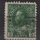 CANADA 1911 - Scott 107 - 2c, King George V  (3-743)