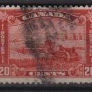 Canada 1930 - Scott 175 used - 20c, Harvesting Wheat   (10-200)