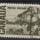 Canada 1967 - Scott 462 used - 10c, The Jack Pine (10-529)