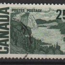 CANADA 1967 - Scott 465 used  - 25c, The Solemn Land  (10-533)