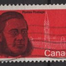 CANADA 1970 - Scott 517 used - 6c, Sir Oliver Mowat  (10-583)