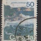 CANADA 1972 - Scott 598 used  - 50c,  Seashore  (10-638)