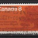 CANADA 1973 - Scott 618 used - 8c, Oaks, Prince Edward Island  (10-649)