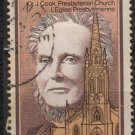Canada 1975  - Scott 662  used  - 8c, Dr J. Cook, Presbyterian Church   (10-678)