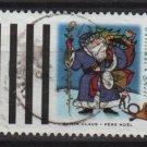 Canada 1993 - Scott 1502 used - 38c, Santa Claus, Christmas (11-177)