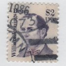 USA 1986 - Scott 2195 used - $2, William Jennings Bryan  (2 - 35)