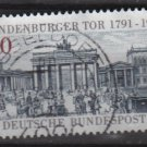 GERMANY 1991 - Scott 1622 used - 100pf, Brandenburg Gate    (12-470)