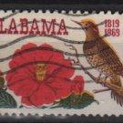 US 1969 - Scott 1375 used - 6c, Alabama Statehood, 150th Anniv.   (12-501)