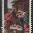 USA 1970  Scott 1414 used - 6c, Christmas issue, Nativity  (12-511)