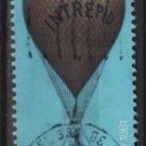 USA 1983 - scott 2032 used - 20c, Balloons, Intrepid 1862  (9-493)