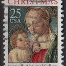 USA 1988 - Scott 2399 used - 25c, Christmas  (A-64)
