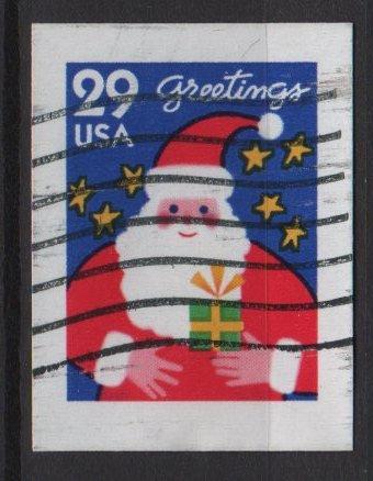 USA 1994 - Scott 2873 - Christmas issue, Santa Claus  (A-504)