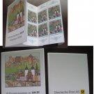 Germany 1996 - Booklet of 10 Scott 1934 MNH- 100 pf, City of Heidelberg 800th Anniv. (3681)